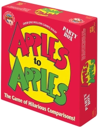 Apples to Apples - Das Original von Out of the Box Publishing