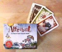 Attribut - Kartenspiel von Lookout Games