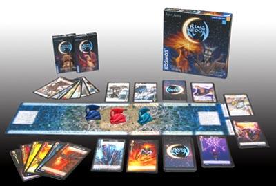Blue Moon Kartenspiel
