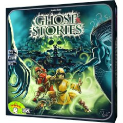 Ghost Stories -  von Antoine Bauza