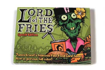 Lord of the Fries - Kartenspiel von James Ernest