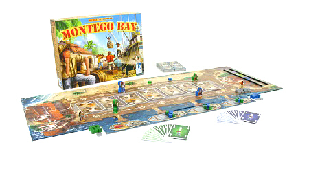 Montego Bay - Warenspiel von Queen Games