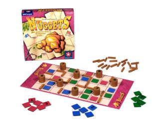 Nuggets - Brettspiel von Christward Conrad